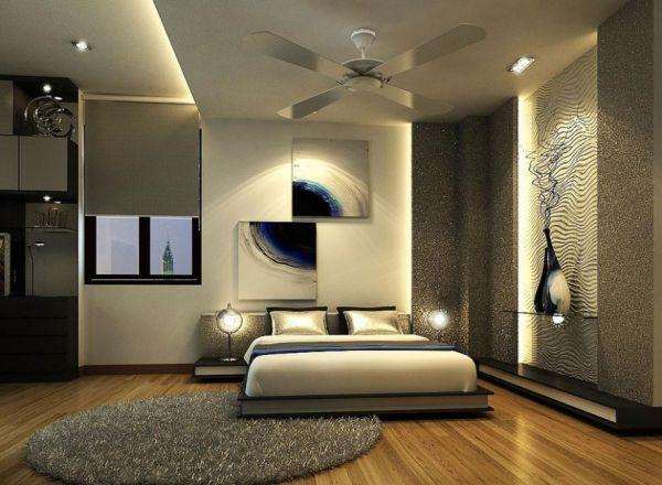 coole schlafzimmer farbpalette akzente fabelhaft funkelnd leuchten
