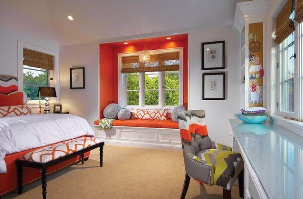 coole schlafzimmer farbpalette akzente oberfläche