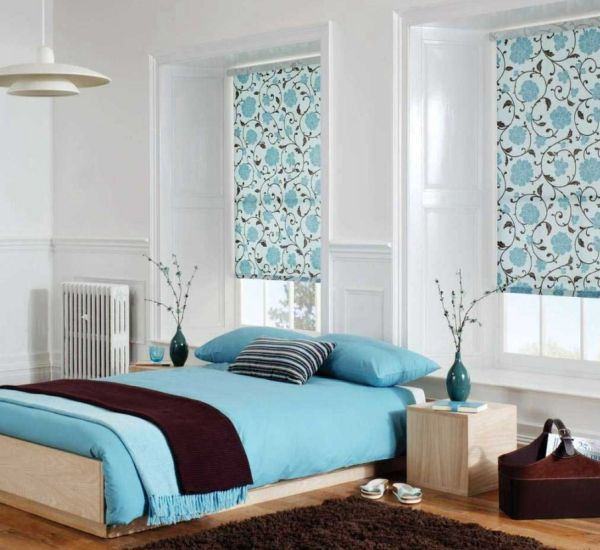 Schlafzimmer Blau: 43 Coole Schlafzimmer Farbpalette Tipps