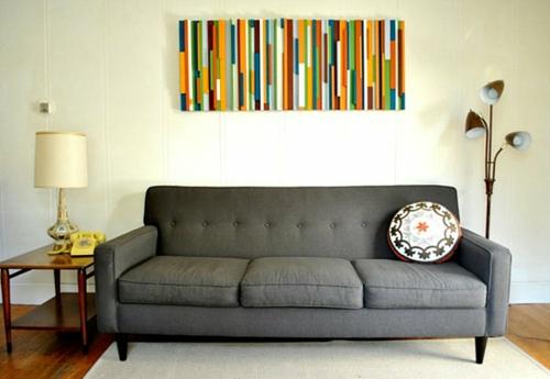coole wand dekoration ideen erdkugel holz art kunst