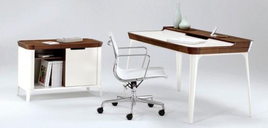 cooles schreibtisch design im zimmer f r teenies. Black Bedroom Furniture Sets. Home Design Ideas