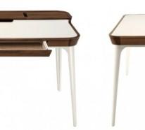 Cooles Schreibtisch Design im Zimmer für Teenies