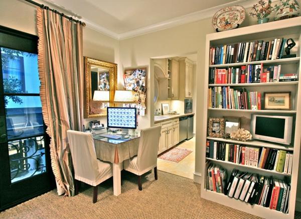 das interior design modernisieren klassische akzente bücherregale