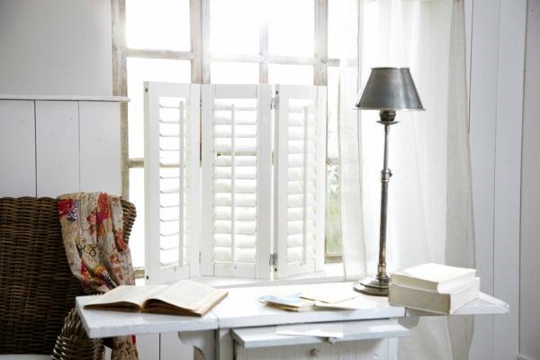 Der landhausstil und seine varianten variirende deko ideen - Fenster landhausstil ...