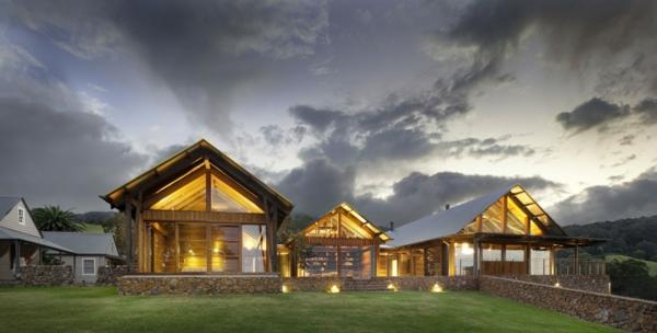 designer familien haus küste sydney sitzort exotisch familienhaus