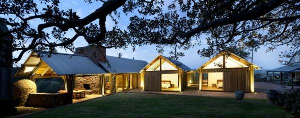 designer familien haus küste sydney sitzort exotisch holz residenz