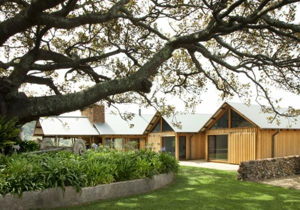 designer familien haus küste sydney sitzort exotisch natur außenbereich