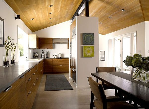 designer küchen schränke idee knopf griff esszimmer