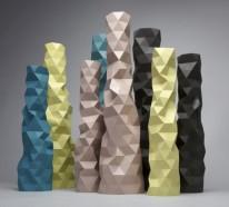 Designer Möbel Kollektion – Geometrie und Farbe in harmonischer Verbindung