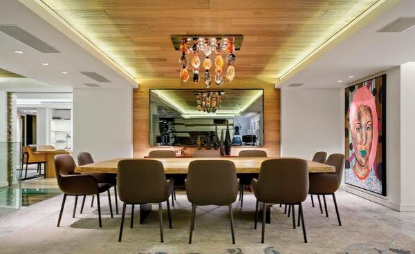 neu gestaltetes apartment atlantisch ozean