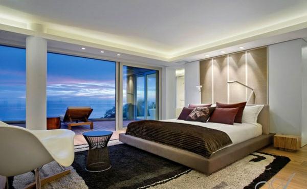 designer neu gestaltetes apartment atlantisch ozean leuchten