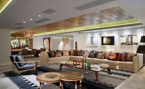 designer neu gestaltetes apartment atlantisch ozean orientalisch