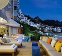 Designer neu gestaltetes Apartment am Atlantischen Ozean von Antoni Associates