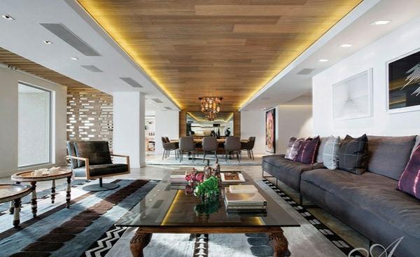 neu gestaltetes apartment atlantisch ozean wohnecke