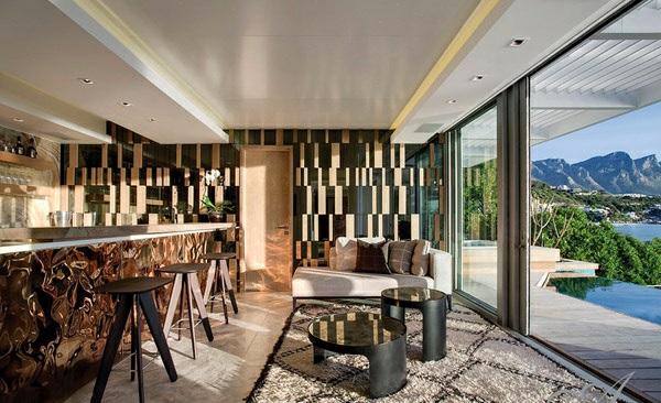 designer neu gestaltetes wohnung wohnecke kaffeetische