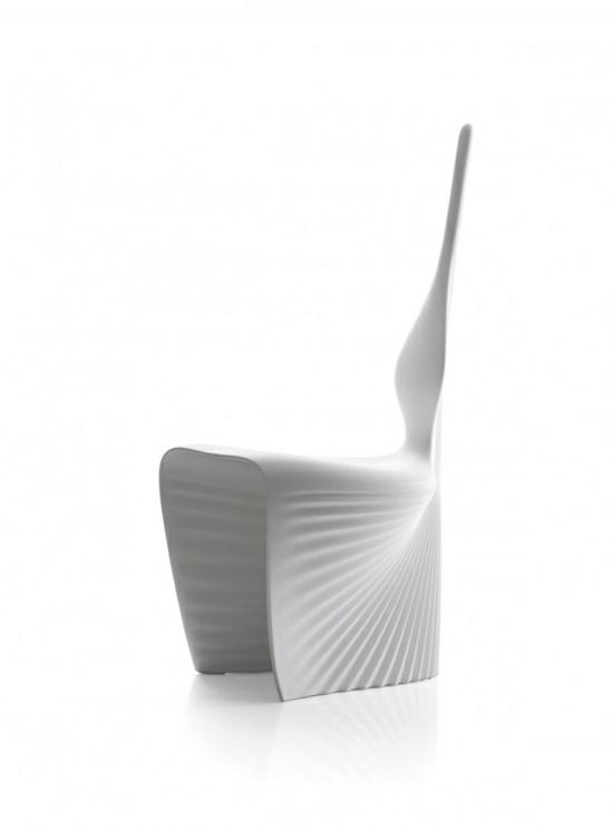 Designer Stuhl Kollektion Form Zeit Raum Oberfläche