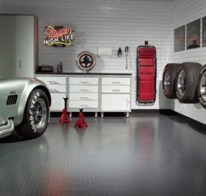 Die Auto Garage anordnen - einige praktische Einrichtungstipps