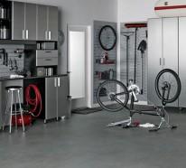 Die Auto Garage anordnen – einige praktische Einrichtungstipps