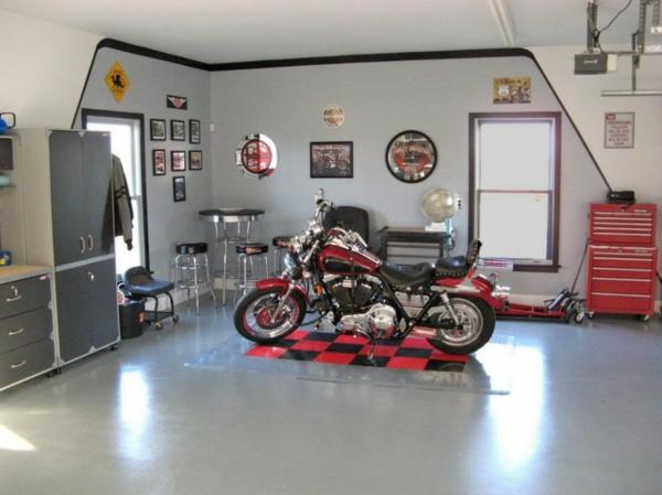 Decorating Ideas > Die Auto Garage Anordnen  Einige Praktische Einrichtungstipps ~ 004838_Car Garage Decorating Ideas