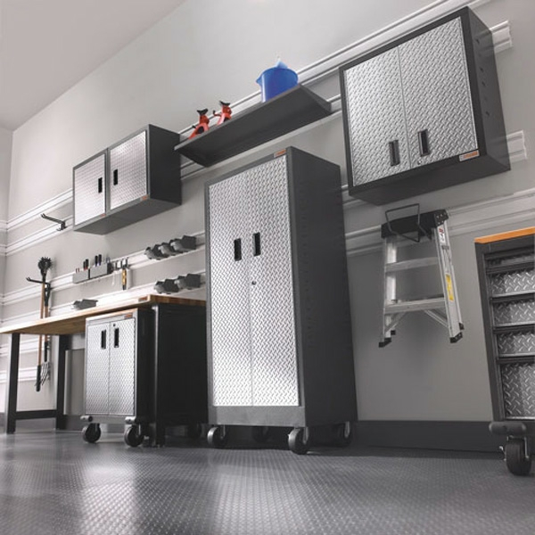 die auto garage anordnen einige praktische einrichtungstipps. Black Bedroom Furniture Sets. Home Design Ideas