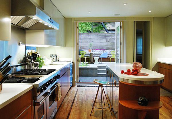 die küche preisgünstig renovieren eingebaute küchenschränke geräte