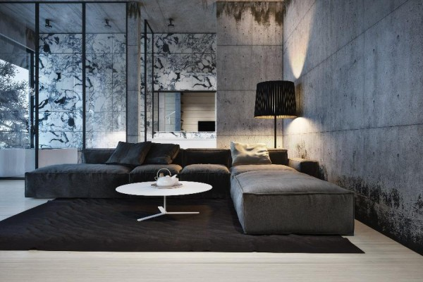 30 dynamische moderne interior designs von igor sirotov. Black Bedroom Furniture Sets. Home Design Ideas