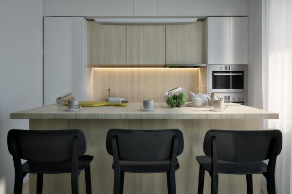 dynamische moderne interior designs essbereich holz