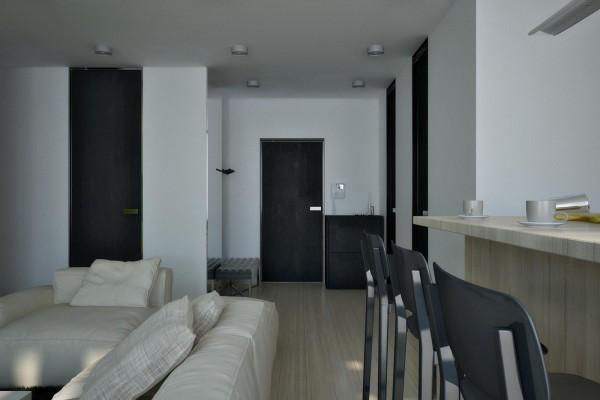 dynamische moderne interior designs esstisch barstuhl