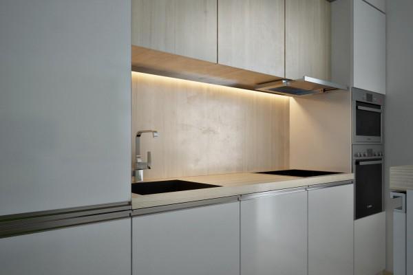 schöne  interior designs esszimmer holz küchenspiegel