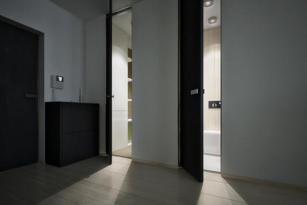dynamische moderne interior designs flur kommode