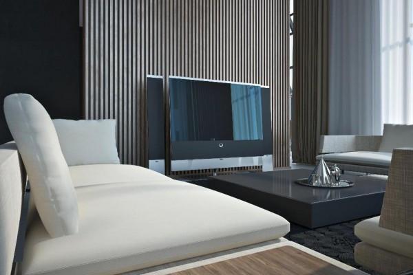 Yarial Modernes Japanisches Wohnzimmer Interessante Ideen