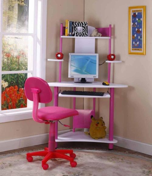 ergonomischer verstellbarer computertisch von hulsta. Black Bedroom Furniture Sets. Home Design Ideas