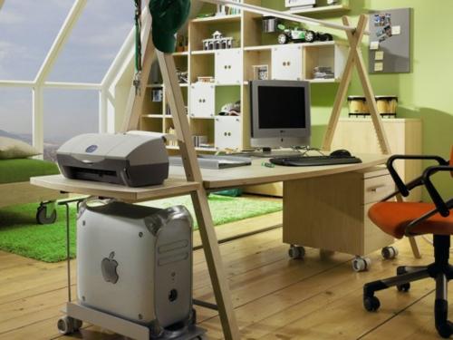 Ergonomischer Verstellbarer Computertisch Von Hulsta
