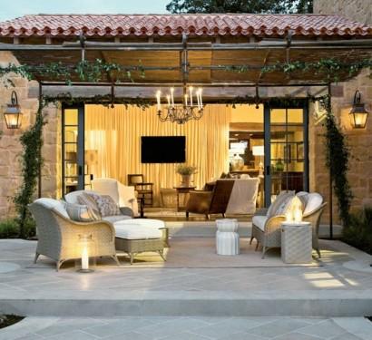 erholsames zuhause einrichten mehr entspannung in der wohnung. Black Bedroom Furniture Sets. Home Design Ideas