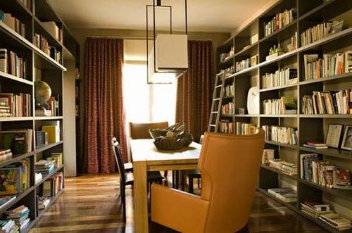 erstaunliche praktische haus bibliotheken modern home office
