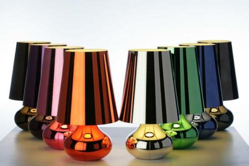 erstaunliche trendy lampen ideen glanzvoll oberfläche tischlampen
