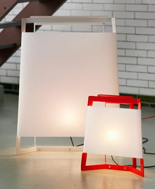 erstaunliche trendy lampen ideen tischlampen eigenartig design