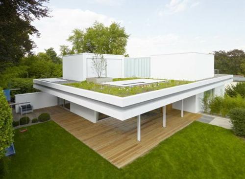 frischen dach garten gestalten - nützliche und tolle tipps für sie, Best garten ideen