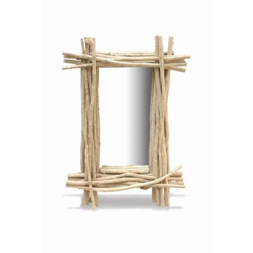 frische Deko zubehör ideen spiegel rahmen thurston driftwood garden
