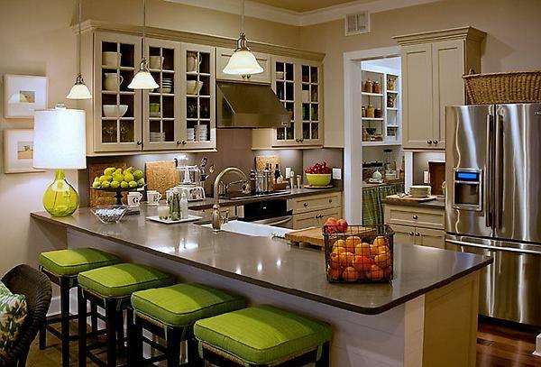 Funktionale Küchen Inseln - Kochen, Servieren und Genießen Sie dabei!