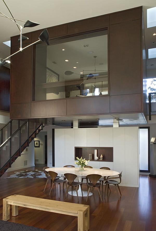 gemütliches schlafzimmer design im dachgeschoss einrichten esszimmer