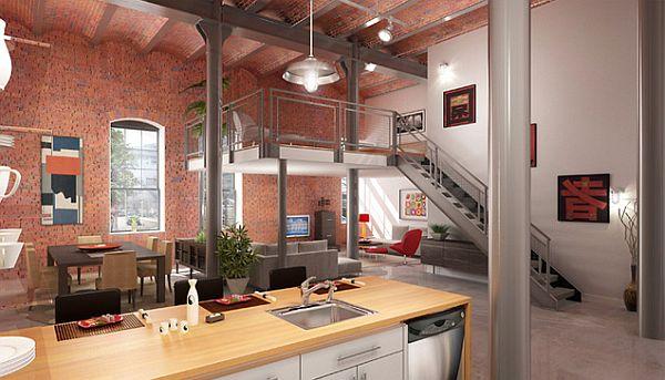 gemütliches schlafzimmer design im dachgeschoss einrichten treppe