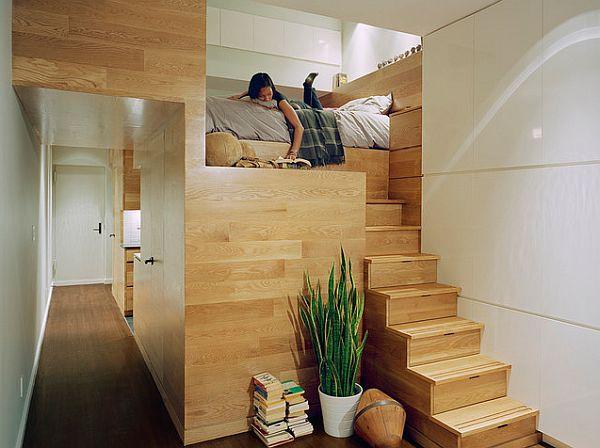 gemütliches schlafzimmer design im dachgeschoss gestalten