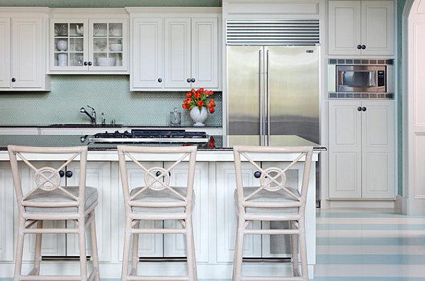 20 Ideen für modern gemalten Bodenbelag zu Hause