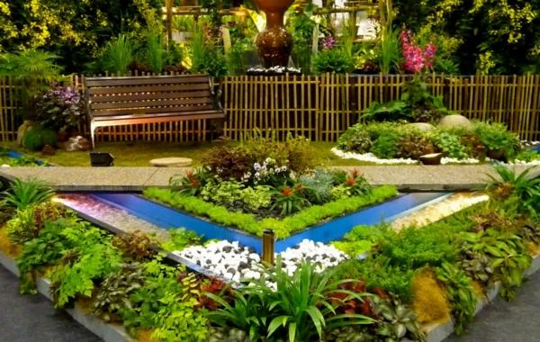 gestalten sie schönen garten landschaft anbau pflanzen atemberaubend
