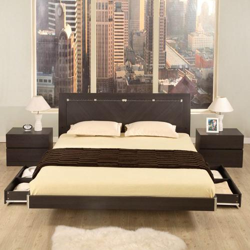 10 gro e eindrucksvolle plattform betten s e tr ume. Black Bedroom Furniture Sets. Home Design Ideas