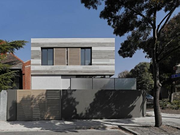 - Großes modernes Haus in Melbourne, ustralien von b.e. architecture