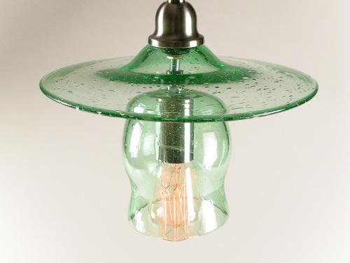 10 Hangende Lampen Aus Recycelten Gegenstanden Gefertigt