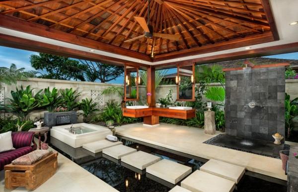 20 Haus Designs Mit Indoor Wasser Garten Eigene Oase Zu Hause