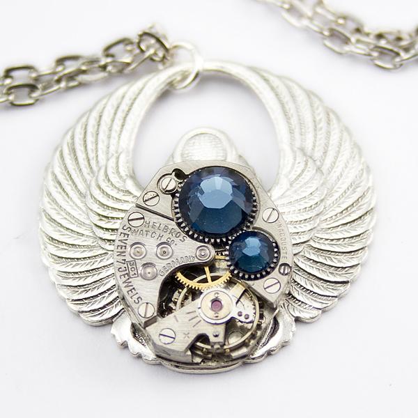 herrlicher juwelier swarovski schmuck ring kette originell